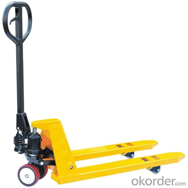 2.5T Ton Electric Hydraulic Hand Pallet Truck