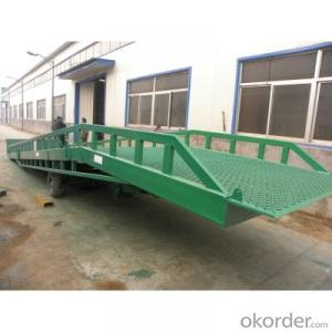 Mobile Hydraulic Dock Ramp