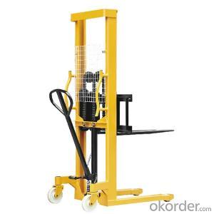 Hydraulic Manual Stacke