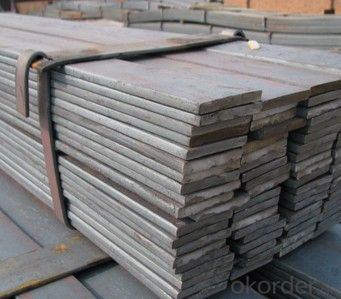 Hot Rolled Steel Flat Bar with Enough Thickness 10mm Chinese Standard