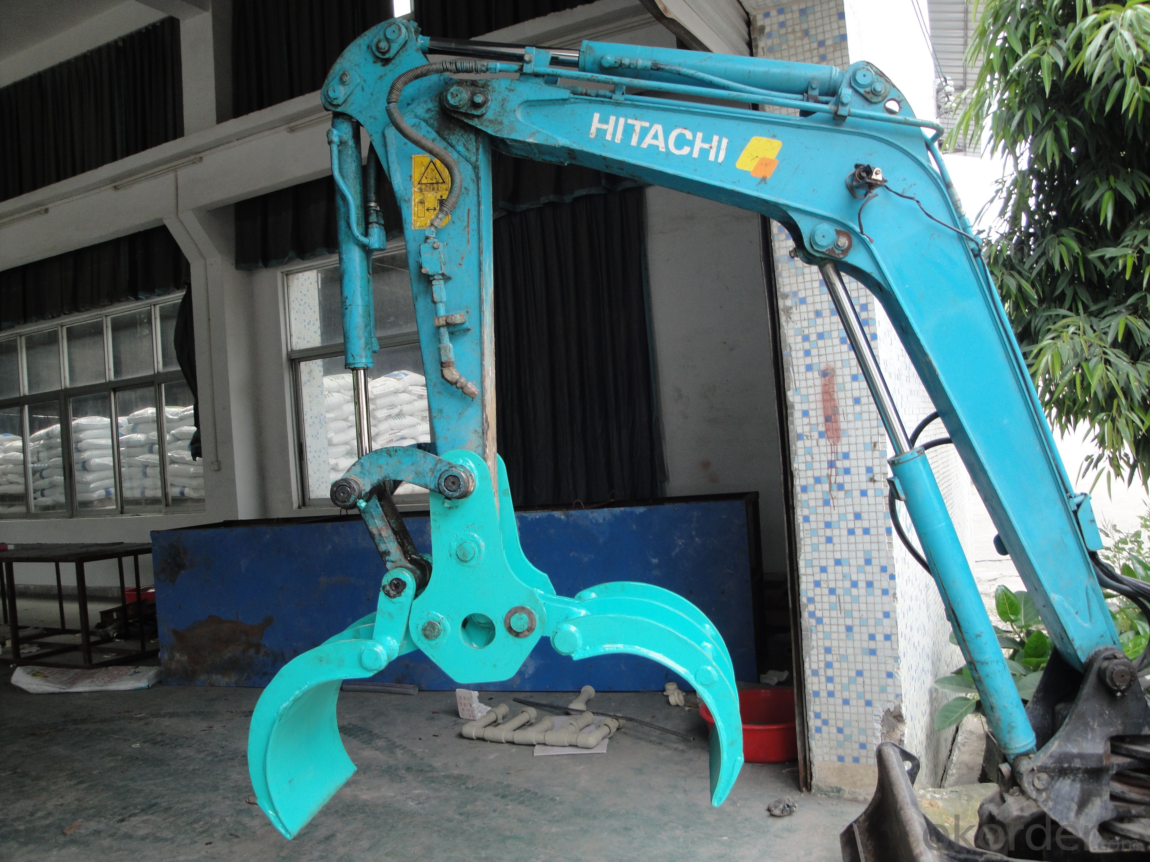 KOBELCO 30 excavator grapple excavator parts