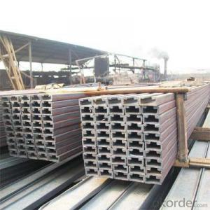 Steel C-Channel (Q235, Q345, Q195)