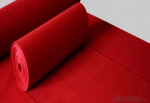 Cheap Celebrity Red Carpet, Carpet for Exhibition, Indoor Outdoor Carpet
