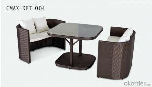Leisure Ways Outdoor Furniture CMAX-KFT-004