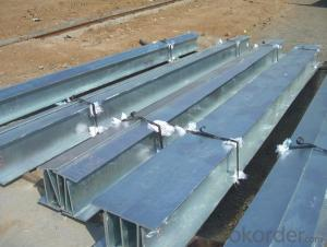Galvanized Steel T Form Bar Zinc Coating for Various Uses