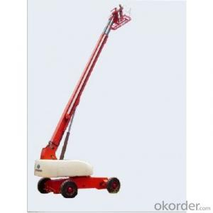 Telescopic Boom Lift GTBZ36
