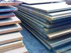 Steel Pieces Slit From Steel Plate Sheet with Small Width