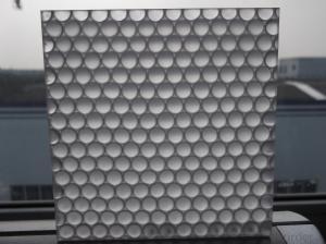 PMMA Honeycomb Sheet with Aluminum Core