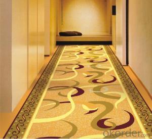 Nylon Commercial Corridor Carpet Flooring