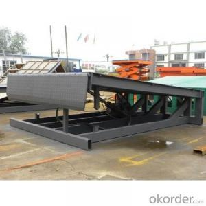 Stationary Dock Ramp
