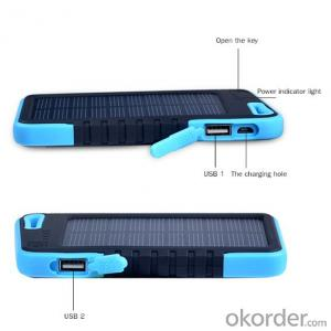 Solar Power Bank 30000mah Mobile Power Bank 30000mah for Mobile Phone