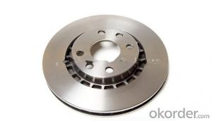 HOT SELL AUTO BRAKE DISC WITH OEM:96179110 FOR DAEWOO ESPERO/CP-ESP-008 DAEWOO AUTO SPARE PARTS
