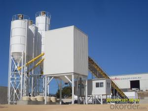 Commercial Concrete Batching Plant/ Concret mixing plants