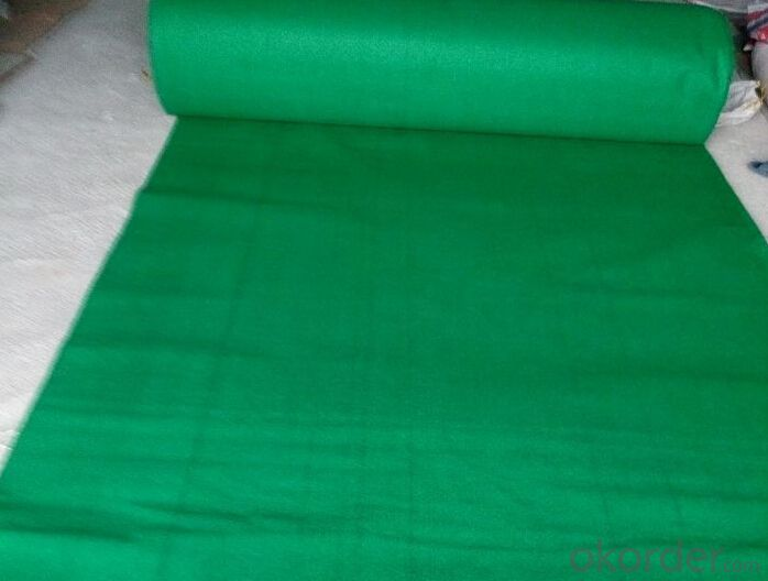 Polyester needle punch velour exhibition Carpet for wedding,cosino,show, car ,hotel