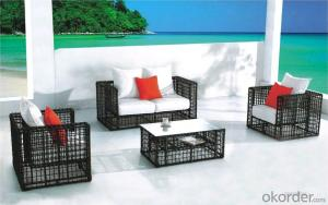 Top Selling Outdoor Sofa Suite Wicker (NEW)