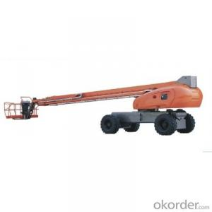 Self-propelled Telescopic Aerial work platformGTBZ24Z
