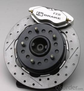 Auto Spare Parts Brake Disc for Toyota Land Cruiser 100 OEM: 43512-60170