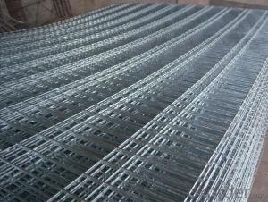 Galvanized and Pvc Coated Welded Wire Mesh from Factory Direct Price