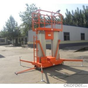 Two-mast Aluminium Lift Table