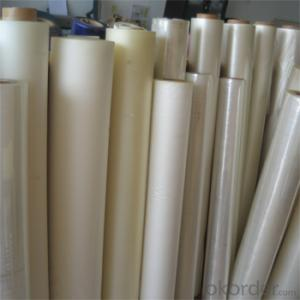 Anti-yellowing High Tensile High Clear Polyurethane Plastic TPU Film For Making Raincoat