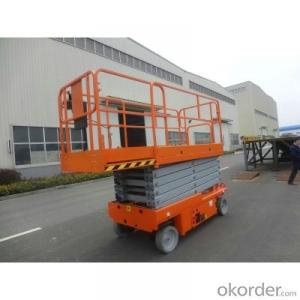 CH Self-propelled Scissor Lift