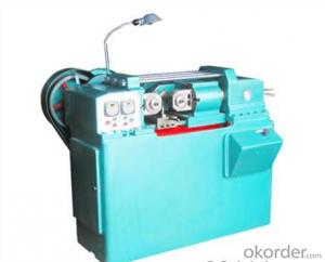Good thread rolling machine CNBM from China