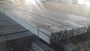 Steel Square Bar With Chemical Element Boro