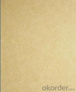 Thin Plain MDF Board 3mmx1220mmx2440mm Light Color