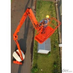 Articulated Boom Lift GTZZ18