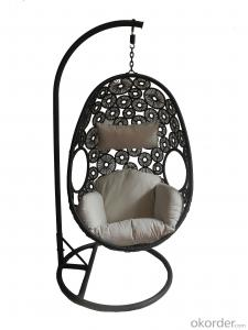 Rattan Egg Leisure Couple Hanging Chair CMAX-CX001