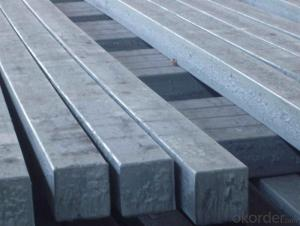 Retangular And Square Steel Bar As Prime Material