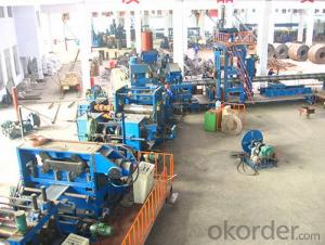 Spiral Welded Pipe Mill With Best Quality