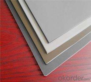 TOBOND interior wall cladding acp/exterior wall cladding/outdoor panel/pvdf sheet