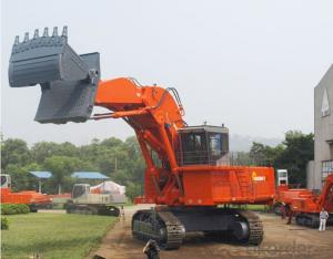 Earthmoving Machinery >> Excavator >> TME644E