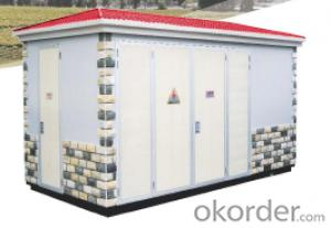YB Type Pre-fabricated Transformer Substation