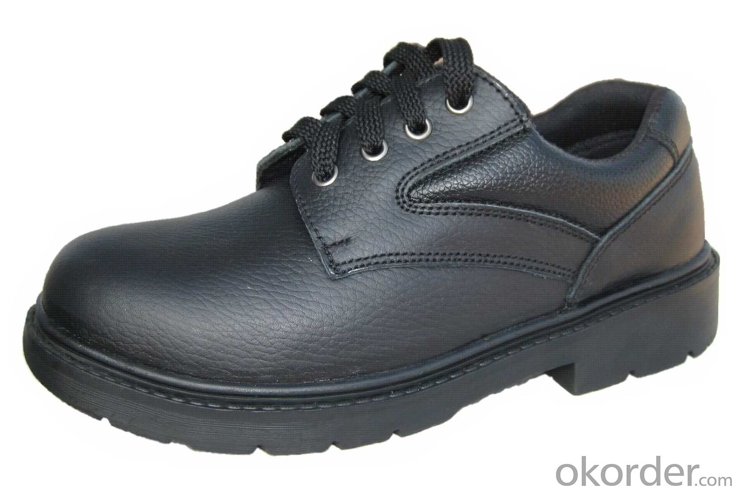 lace-up safety shoes-Men's 6