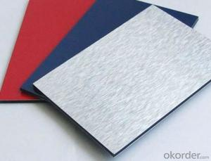 ACM / Alucobond / Aluminum Composite Panel with good price