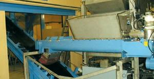 WAM Continuous Twin Shaft Paddle Mixers MESC-MESC-UM