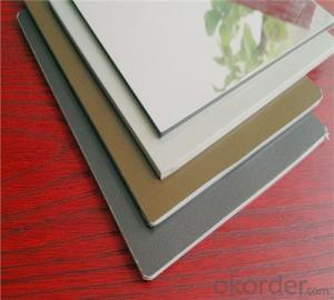 TOBOND ecterior wall cladding wall tiles acp