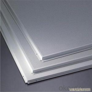 Aluminium Ceiling Clip in Type Perforated