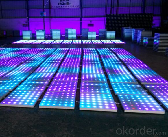 Buy Led Stage Light Dancing Floor Size Price Weight Model Width Okorder