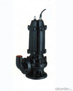 Electric Submersible Discharge Sewage Pump (WQ)