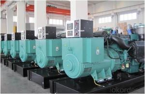 Stamford Alternator Volvo 100 kva Genset Diesel Generator Set
