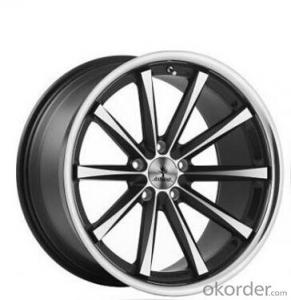 Geely aluminium alloys wheel rim/auto wheel rim