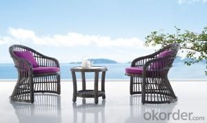 Outdoor Furniture Leisure Garden Rattan Outdoor Table
