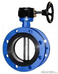 Butterfly Valves Ductile Iron Wafer Type DN570