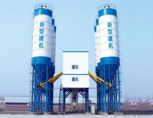 Batching Plant concrete machine High-speed Rail Dedicated