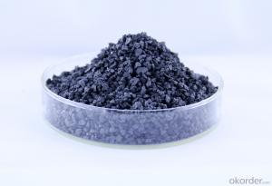 Calcined Petroleum Coke  1-5mm  FC:98.5%min