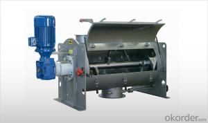 Batch-Type Single Shaft Mixers WBH