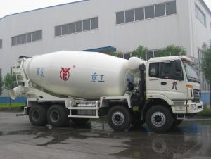 12m³  Concrete truck mixer / ISO & CE certificate